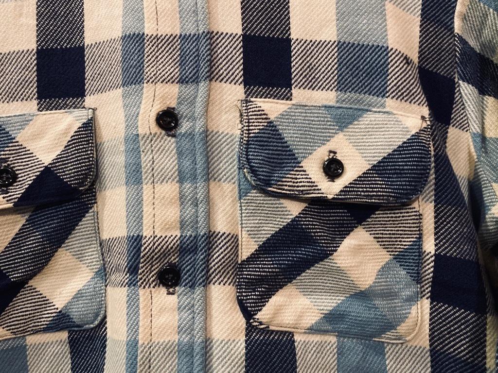マグネッツ神戸店 9/5(土)秋Superior入荷! #4 Made in U.S.A. Flannel Shirt_c0078587_12570840.jpg