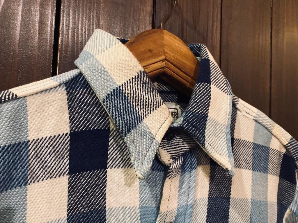 マグネッツ神戸店 9/5(土)秋Superior入荷! #4 Made in U.S.A. Flannel Shirt_c0078587_12570856.jpg