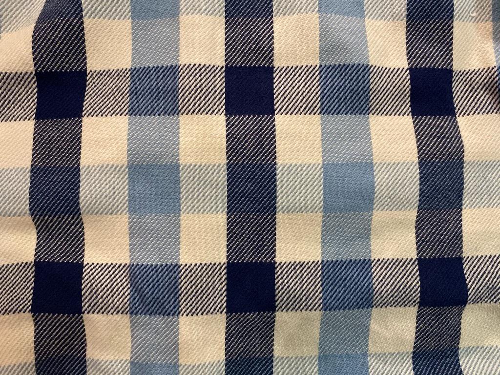 マグネッツ神戸店 9/5(土)秋Superior入荷! #4 Made in U.S.A. Flannel Shirt_c0078587_12570971.jpg
