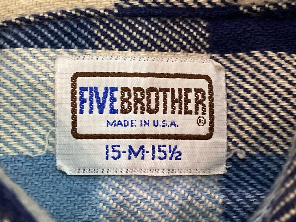 マグネッツ神戸店 9/5(土)秋Superior入荷! #4 Made in U.S.A. Flannel Shirt_c0078587_12570982.jpg