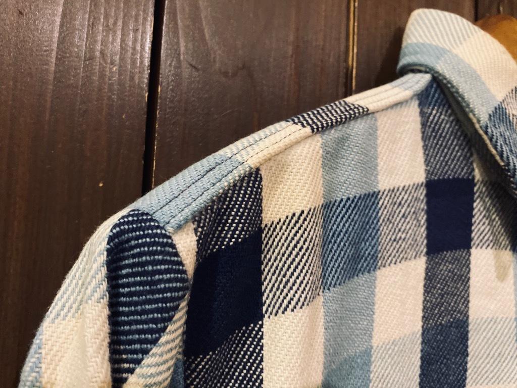 マグネッツ神戸店 9/5(土)秋Superior入荷! #4 Made in U.S.A. Flannel Shirt_c0078587_12572711.jpg