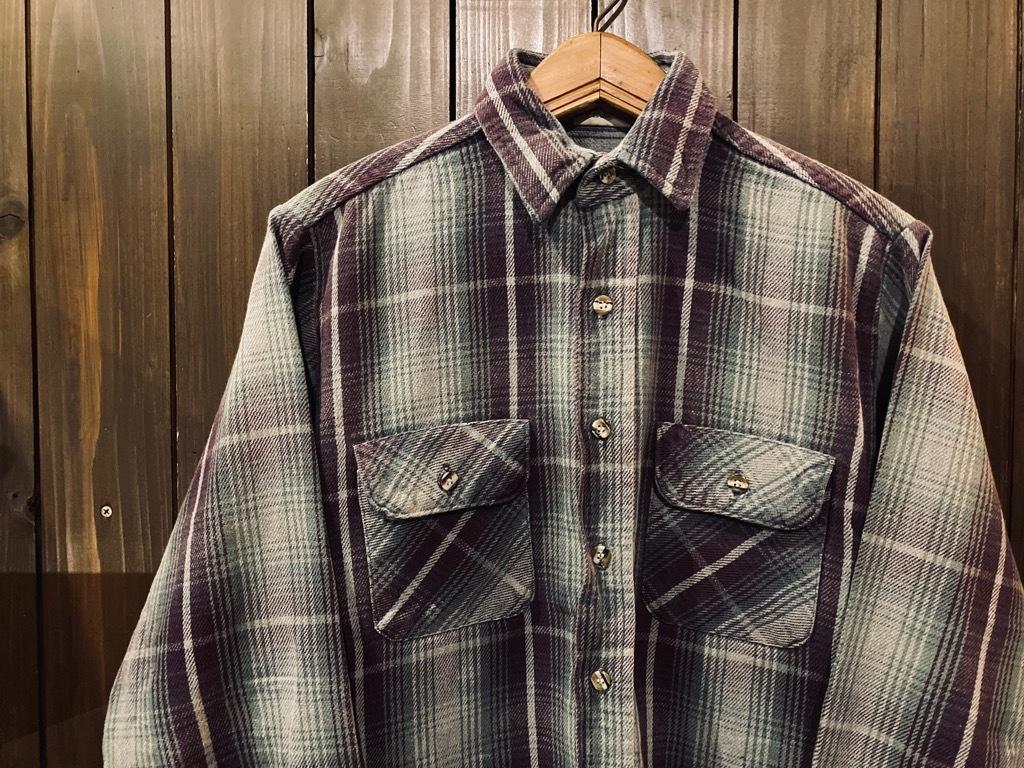 マグネッツ神戸店 9/5(土)秋Superior入荷! #4 Made in U.S.A. Flannel Shirt_c0078587_12573952.jpg