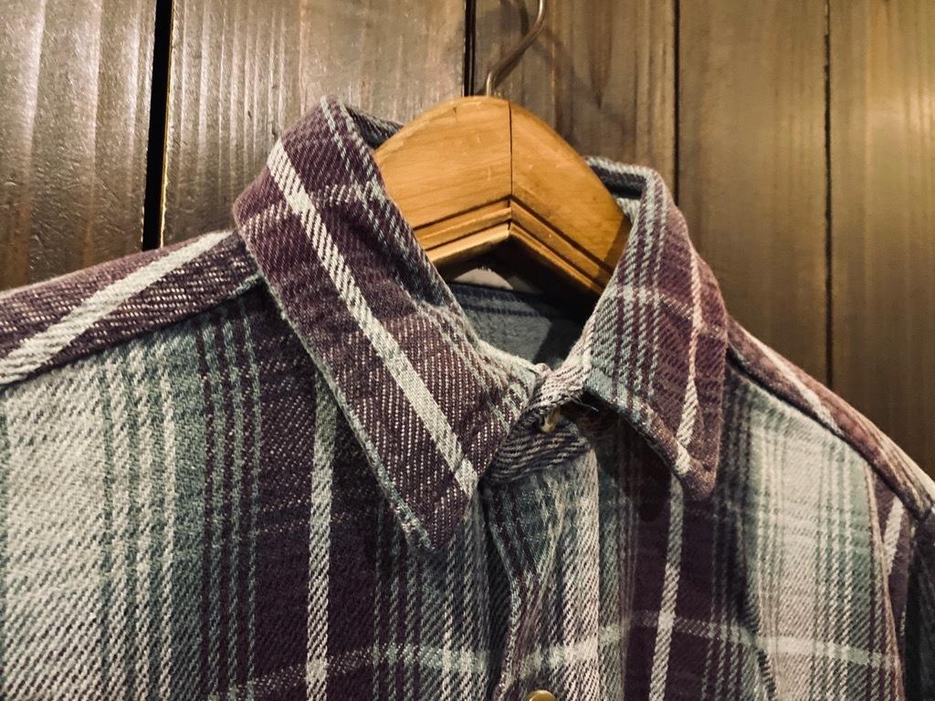 マグネッツ神戸店 9/5(土)秋Superior入荷! #4 Made in U.S.A. Flannel Shirt_c0078587_12573956.jpg