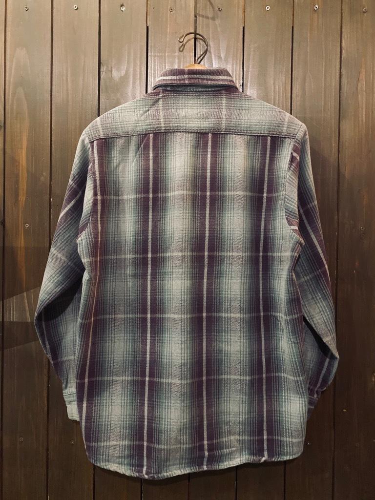 マグネッツ神戸店 9/5(土)秋Superior入荷! #4 Made in U.S.A. Flannel Shirt_c0078587_12574024.jpg
