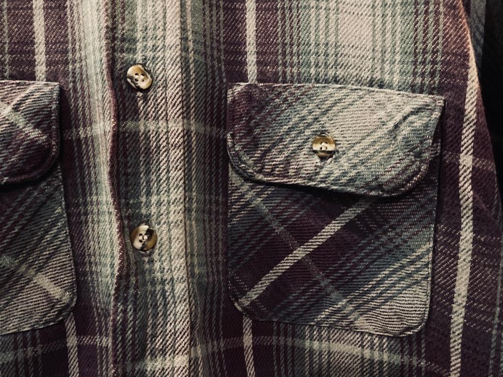 マグネッツ神戸店 9/5(土)秋Superior入荷! #4 Made in U.S.A. Flannel Shirt_c0078587_12574096.jpg