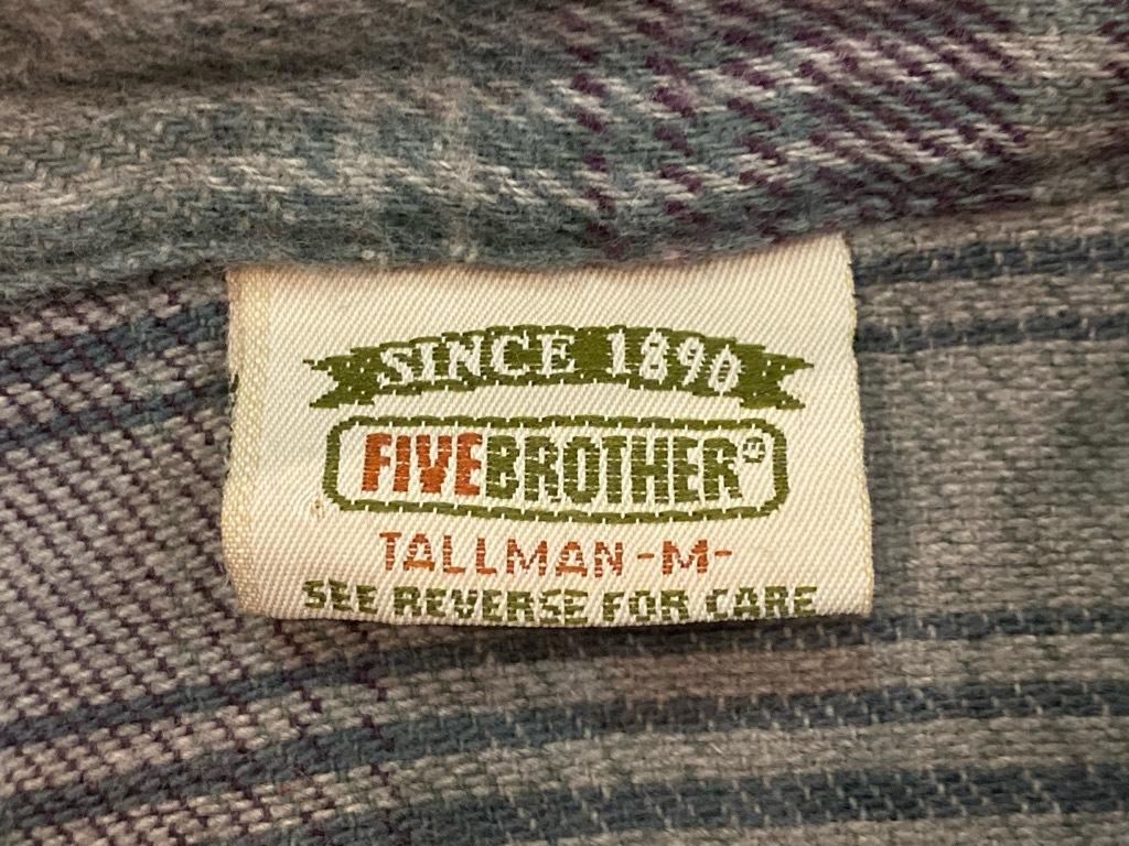 マグネッツ神戸店 9/5(土)秋Superior入荷! #4 Made in U.S.A. Flannel Shirt_c0078587_12574114.jpg