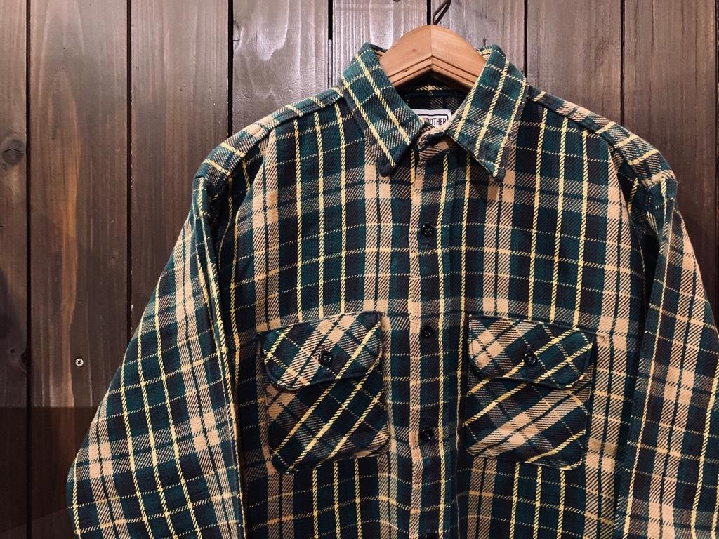 マグネッツ神戸店 9/5(土)秋Superior入荷! #4 Made in U.S.A. Flannel Shirt_c0078587_13001442.jpg