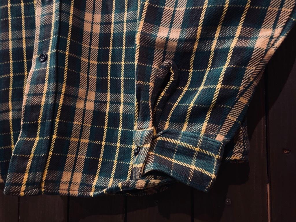 マグネッツ神戸店 9/5(土)秋Superior入荷! #4 Made in U.S.A. Flannel Shirt_c0078587_13001537.jpg