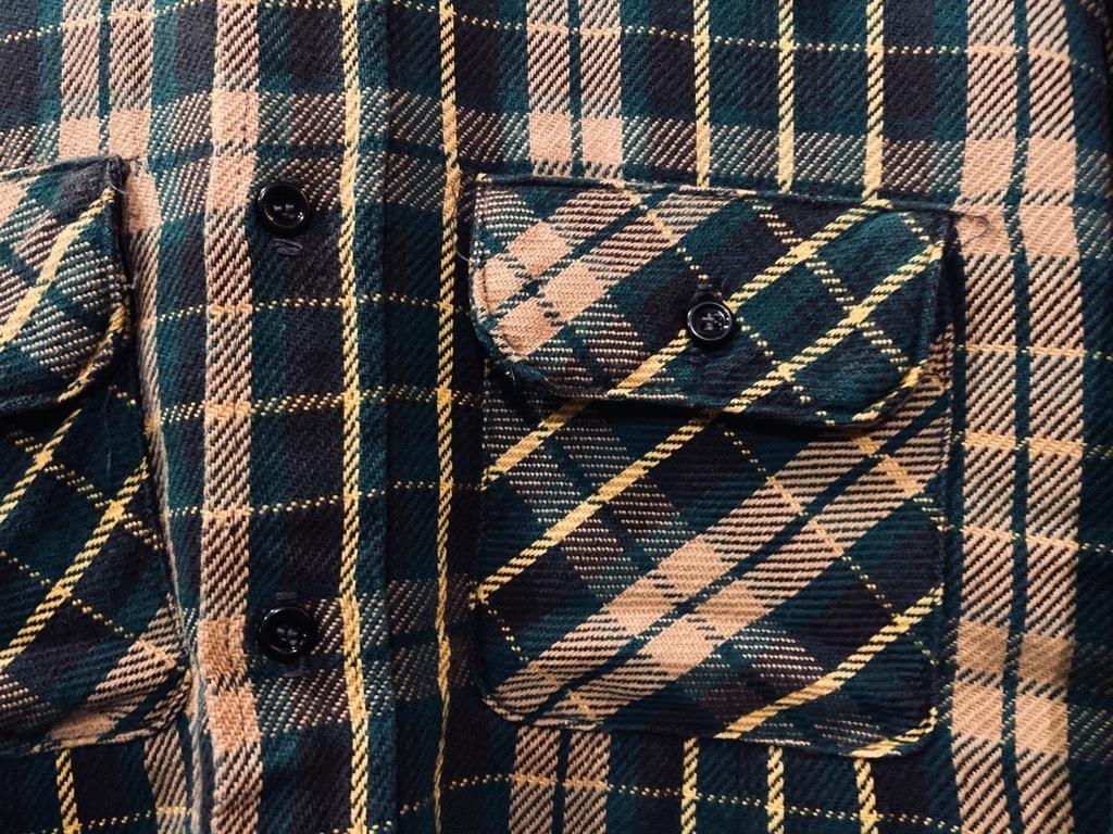 マグネッツ神戸店 9/5(土)秋Superior入荷! #4 Made in U.S.A. Flannel Shirt_c0078587_13001539.jpg