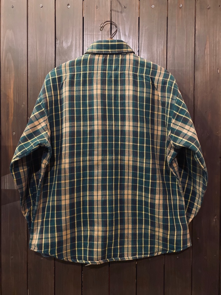 マグネッツ神戸店 9/5(土)秋Superior入荷! #4 Made in U.S.A. Flannel Shirt_c0078587_13001580.jpg