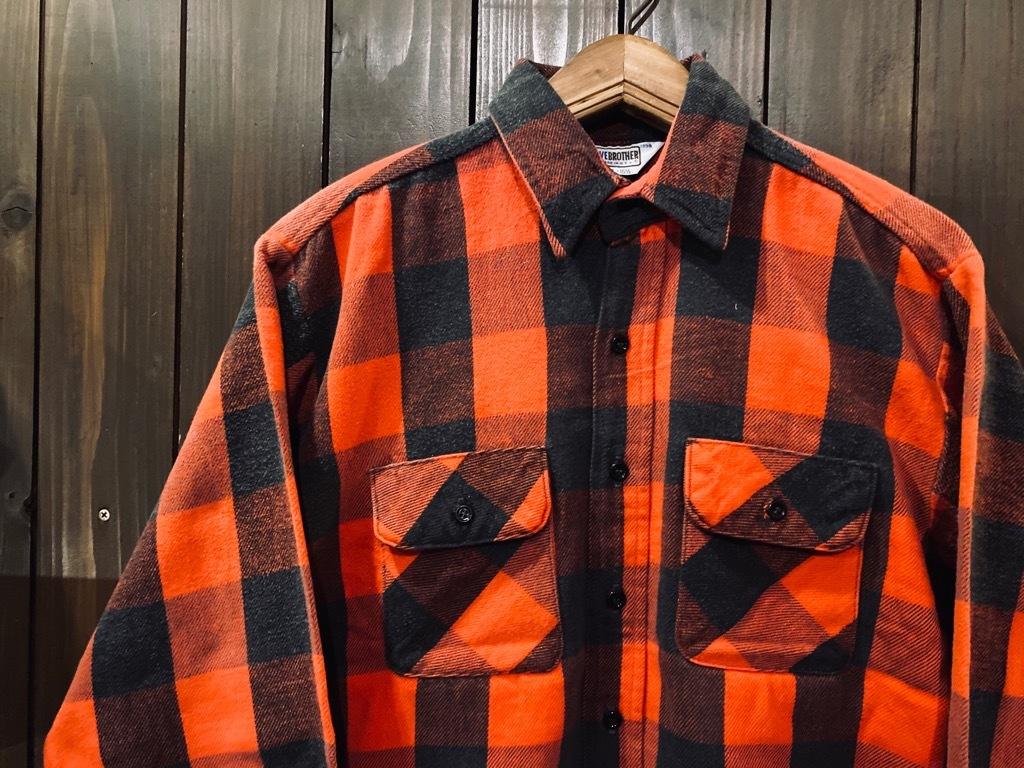 マグネッツ神戸店 9/5(土)秋Superior入荷! #4 Made in U.S.A. Flannel Shirt_c0078587_13004058.jpg