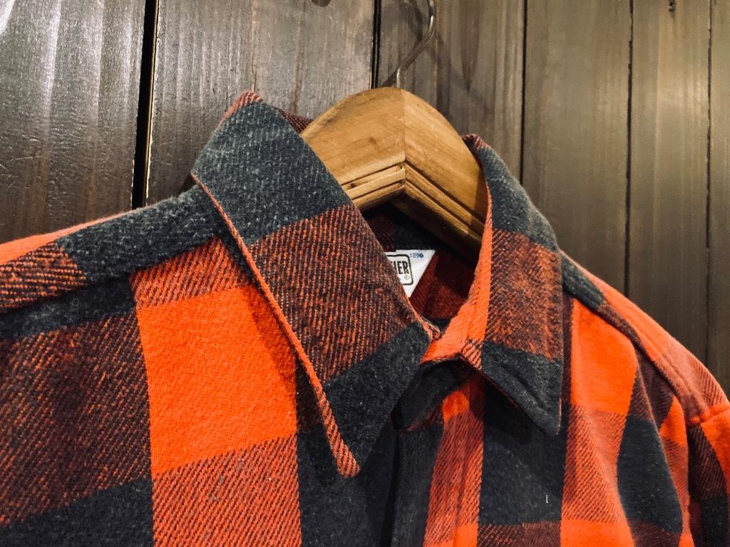 マグネッツ神戸店 9/5(土)秋Superior入荷! #4 Made in U.S.A. Flannel Shirt_c0078587_13004095.jpg