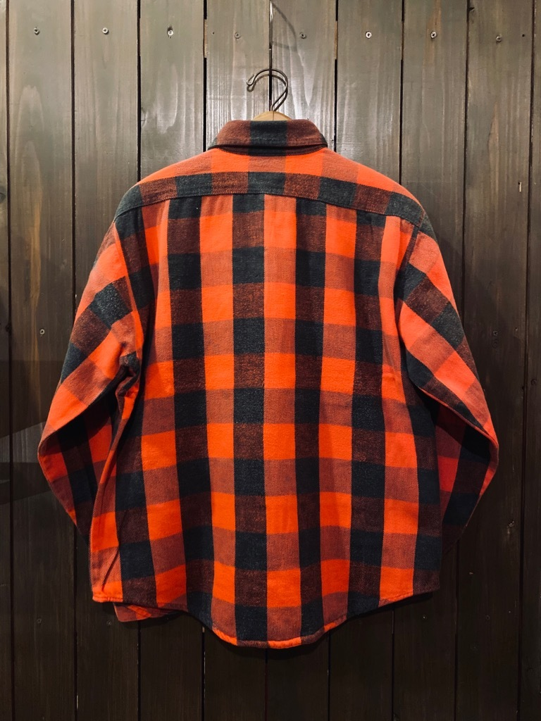 マグネッツ神戸店 9/5(土)秋Superior入荷! #4 Made in U.S.A. Flannel Shirt_c0078587_13004144.jpg