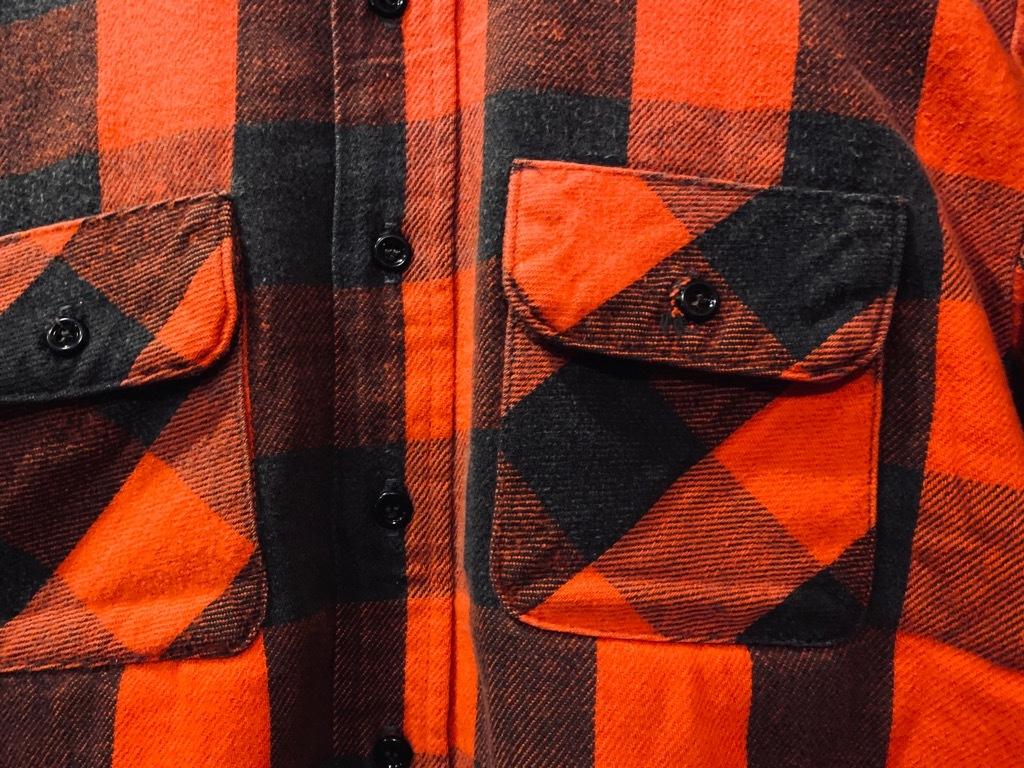 マグネッツ神戸店 9/5(土)秋Superior入荷! #4 Made in U.S.A. Flannel Shirt_c0078587_13004153.jpg