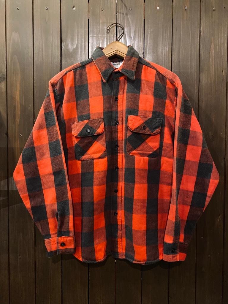マグネッツ神戸店 9/5(土)秋Superior入荷! #4 Made in U.S.A. Flannel Shirt_c0078587_13004286.jpg