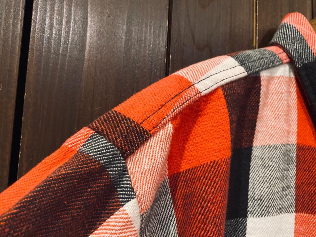 マグネッツ神戸店 9/5(土)秋Superior入荷! #4 Made in U.S.A. Flannel Shirt_c0078587_13010508.jpg