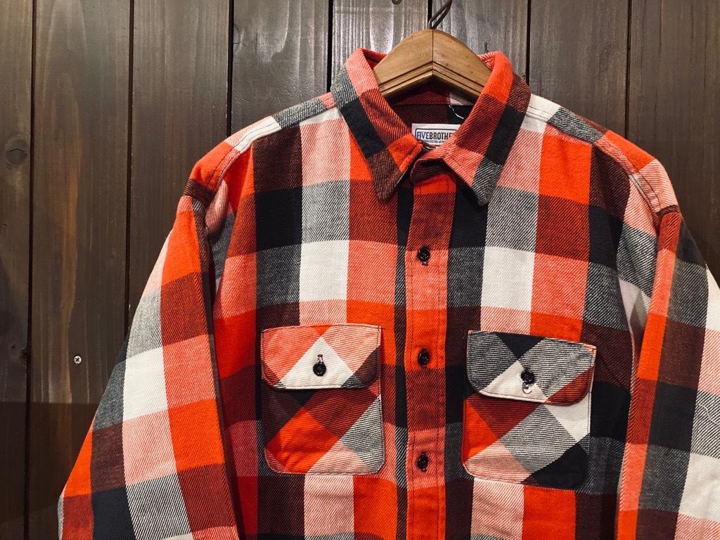 マグネッツ神戸店 9/5(土)秋Superior入荷! #4 Made in U.S.A. Flannel Shirt_c0078587_13010519.jpg