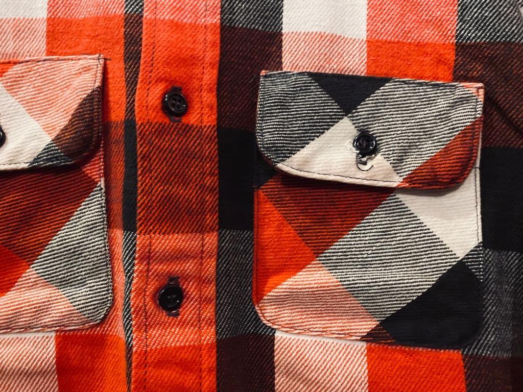 マグネッツ神戸店 9/5(土)秋Superior入荷! #4 Made in U.S.A. Flannel Shirt_c0078587_13010598.jpg