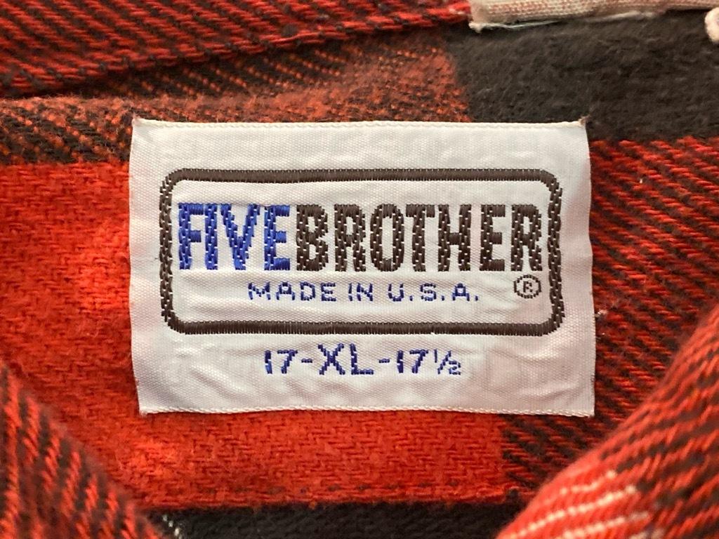 マグネッツ神戸店 9/5(土)秋Superior入荷! #4 Made in U.S.A. Flannel Shirt_c0078587_13010621.jpg