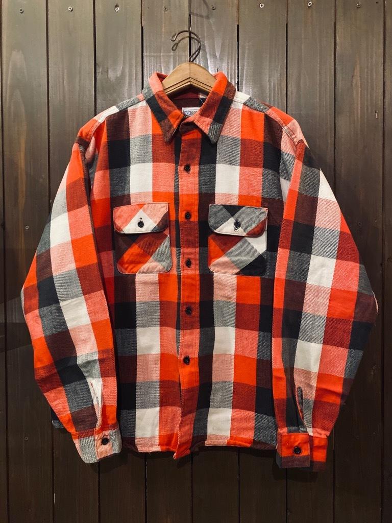 マグネッツ神戸店 9/5(土)秋Superior入荷! #4 Made in U.S.A. Flannel Shirt_c0078587_13010623.jpg