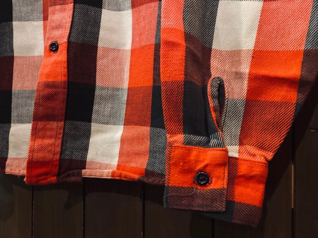 マグネッツ神戸店 9/5(土)秋Superior入荷! #4 Made in U.S.A. Flannel Shirt_c0078587_13010652.jpg