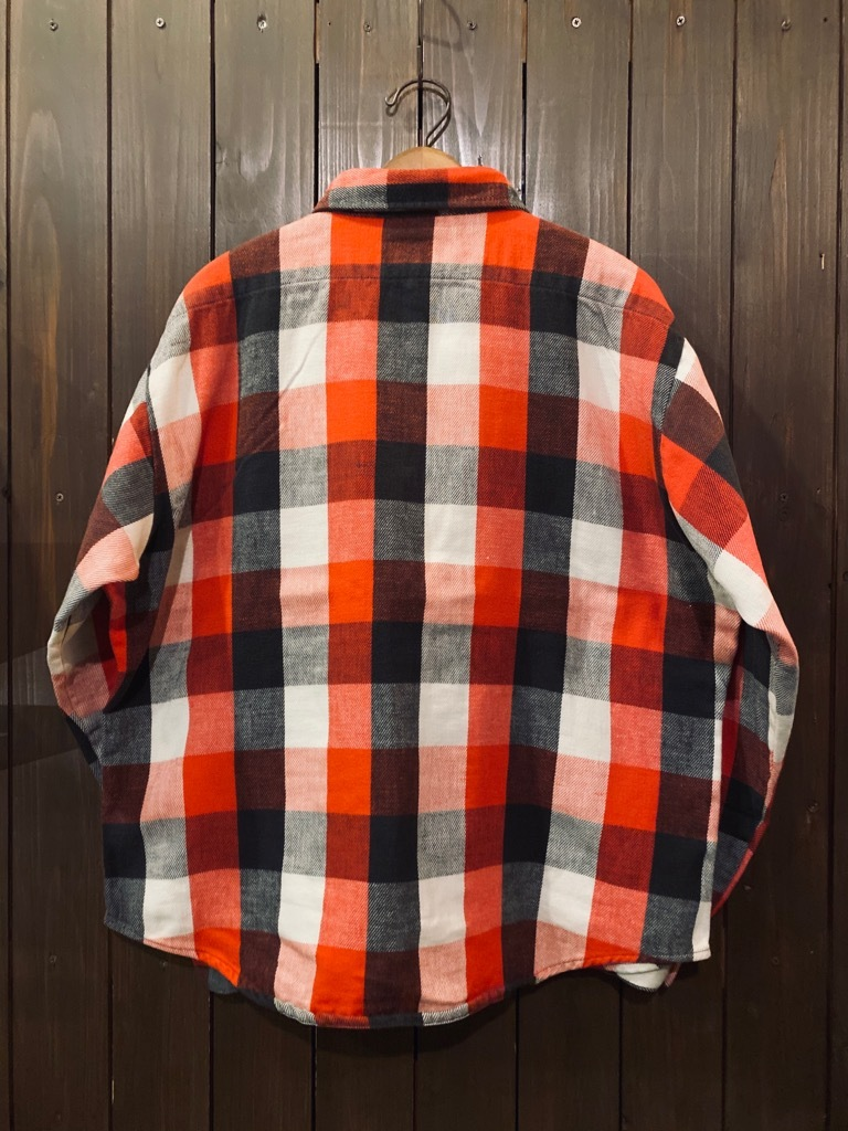 マグネッツ神戸店 9/5(土)秋Superior入荷! #4 Made in U.S.A. Flannel Shirt_c0078587_13010669.jpg