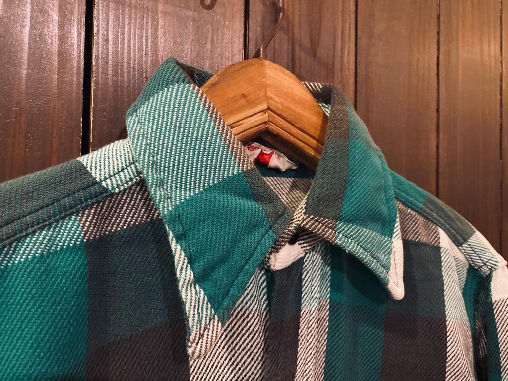 マグネッツ神戸店 9/5(土)秋Superior入荷! #4 Made in U.S.A. Flannel Shirt_c0078587_13020322.jpg