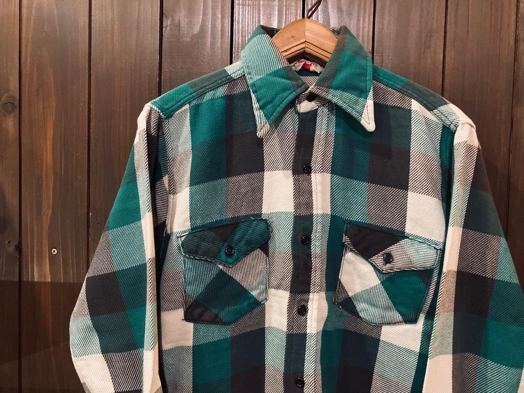 マグネッツ神戸店 9/5(土)秋Superior入荷! #4 Made in U.S.A. Flannel Shirt_c0078587_13020365.jpg