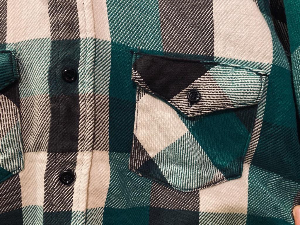 マグネッツ神戸店 9/5(土)秋Superior入荷! #4 Made in U.S.A. Flannel Shirt_c0078587_13020413.jpg