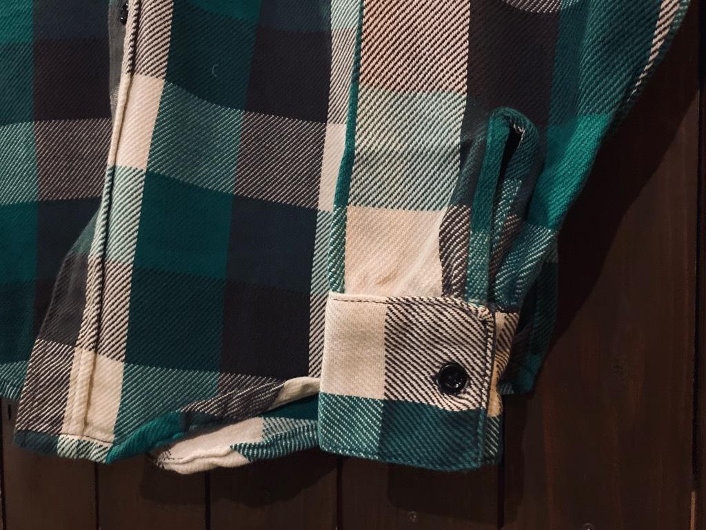 マグネッツ神戸店 9/5(土)秋Superior入荷! #4 Made in U.S.A. Flannel Shirt_c0078587_13020427.jpg
