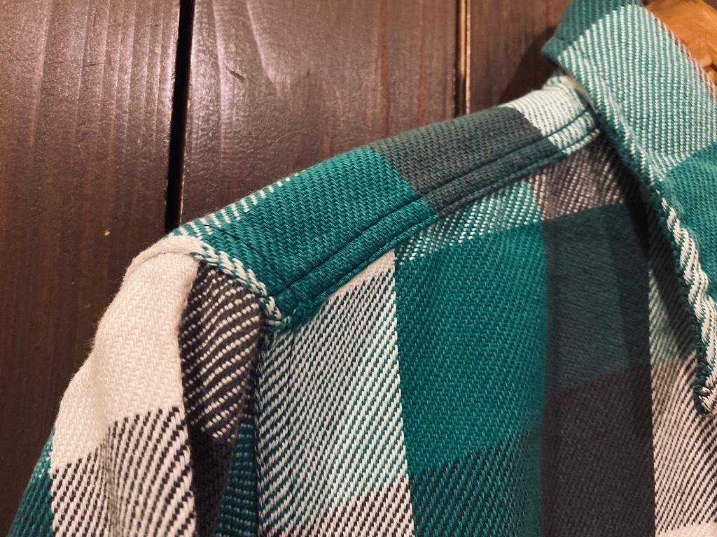 マグネッツ神戸店 9/5(土)秋Superior入荷! #4 Made in U.S.A. Flannel Shirt_c0078587_13020431.jpg