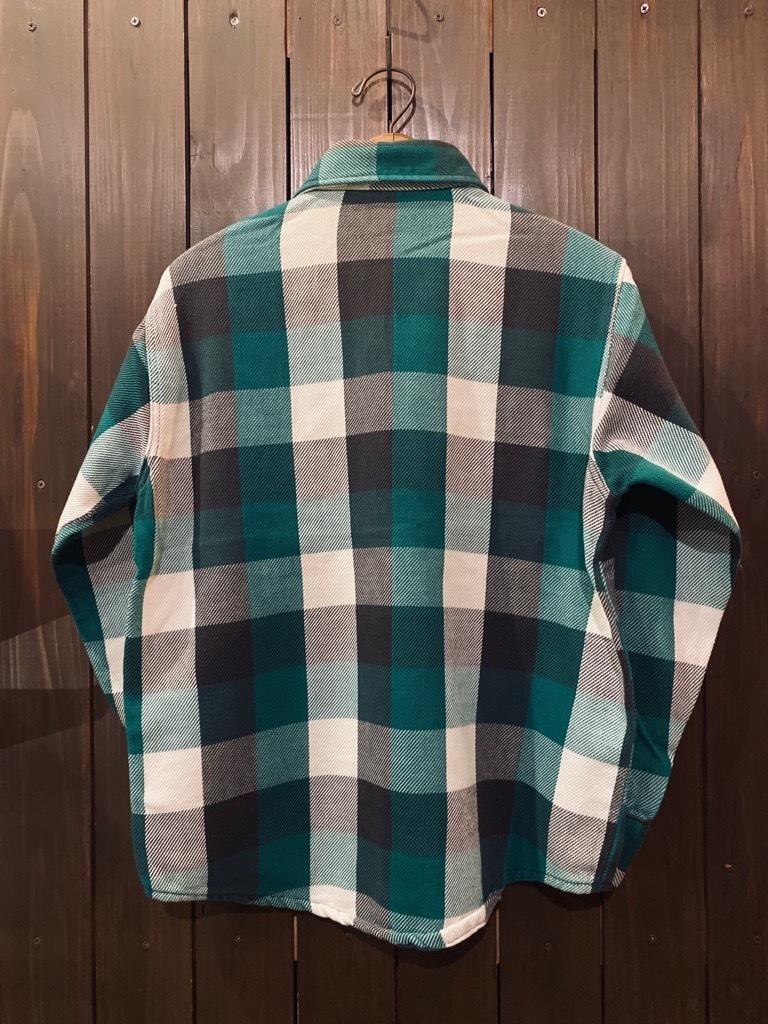マグネッツ神戸店 9/5(土)秋Superior入荷! #4 Made in U.S.A. Flannel Shirt_c0078587_13020466.jpg