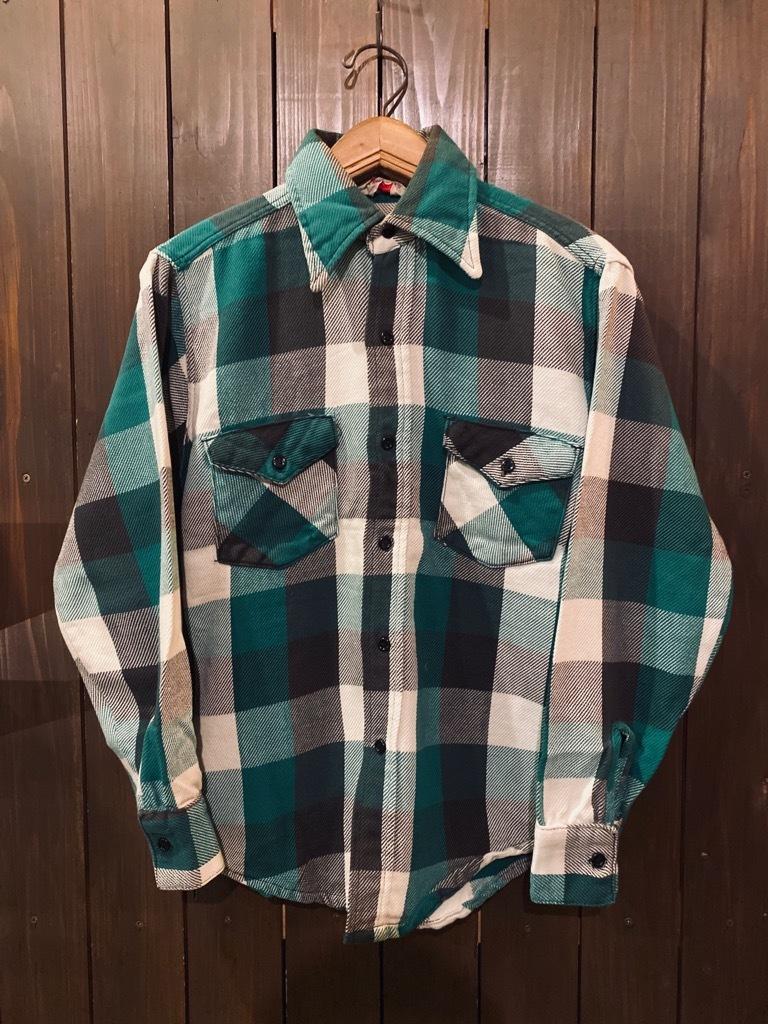 マグネッツ神戸店 9/5(土)秋Superior入荷! #4 Made in U.S.A. Flannel Shirt_c0078587_13020508.jpg