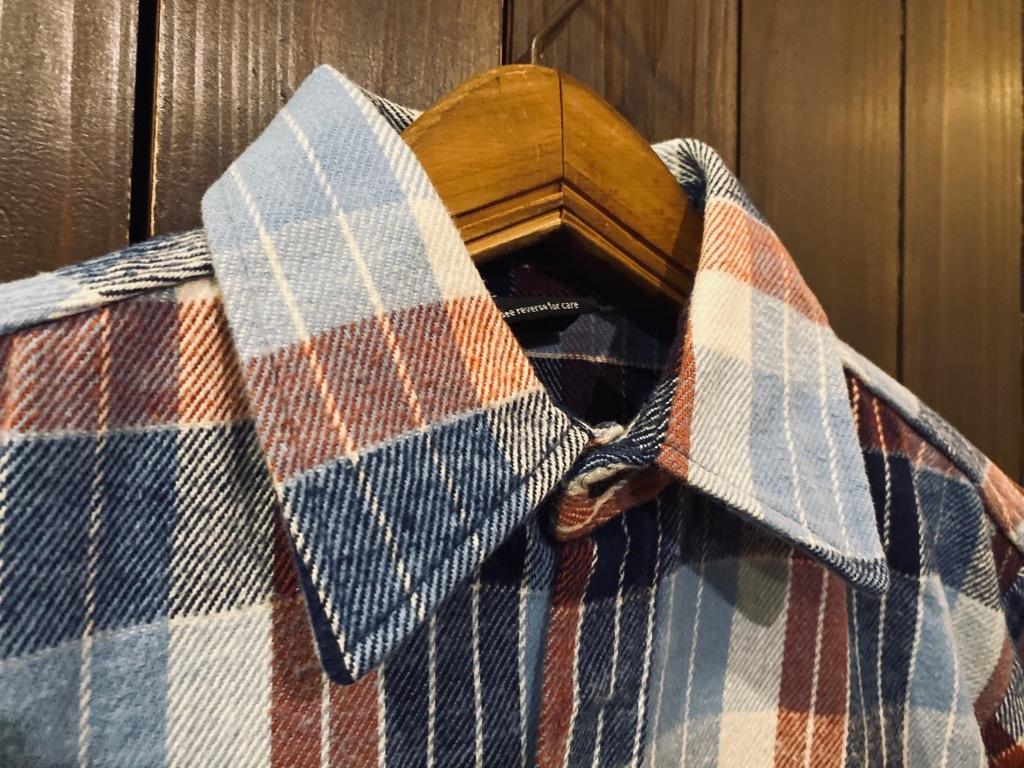 マグネッツ神戸店 9/5(土)秋Superior入荷! #4 Made in U.S.A. Flannel Shirt_c0078587_13023614.jpg