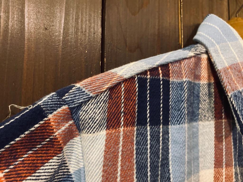 マグネッツ神戸店 9/5(土)秋Superior入荷! #4 Made in U.S.A. Flannel Shirt_c0078587_13023643.jpg