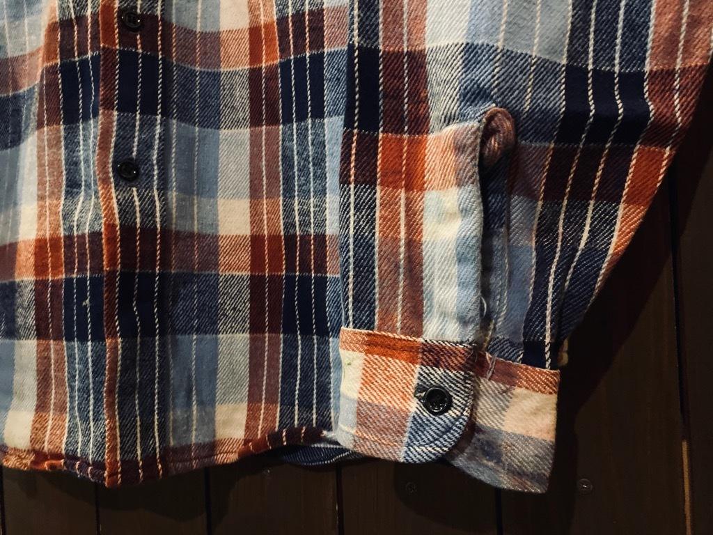マグネッツ神戸店 9/5(土)秋Superior入荷! #4 Made in U.S.A. Flannel Shirt_c0078587_13023710.jpg