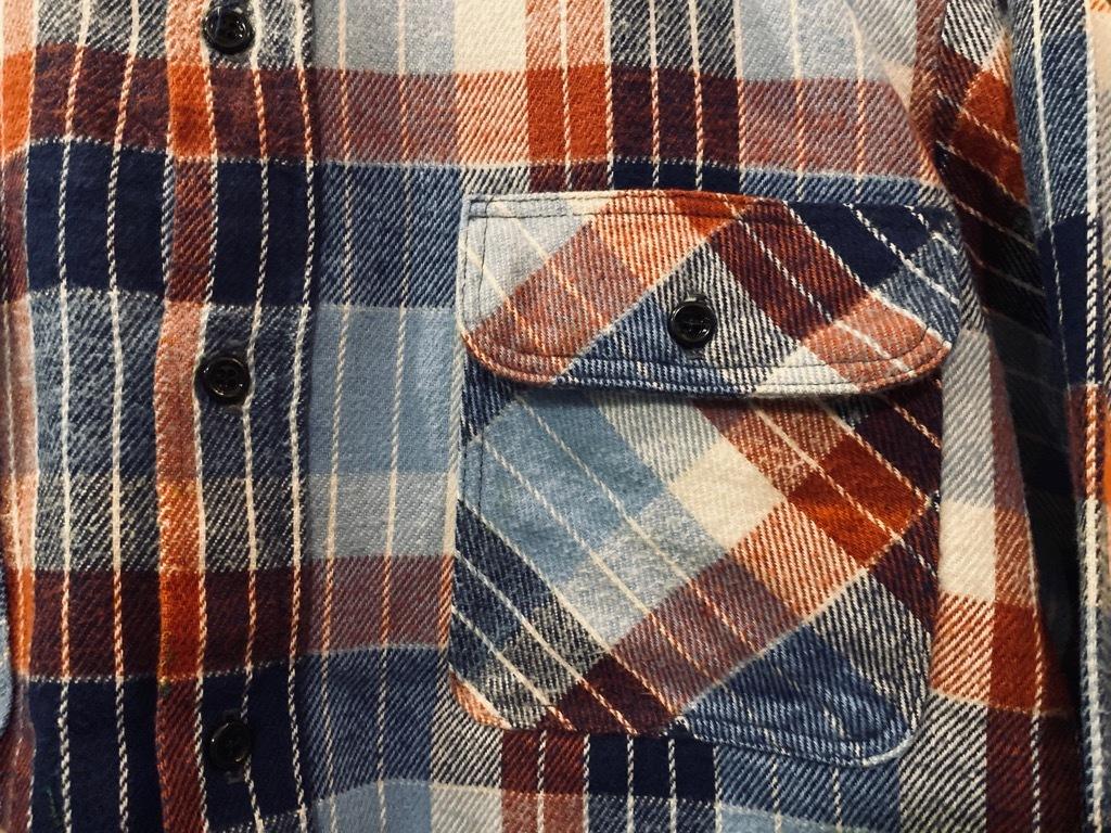 マグネッツ神戸店 9/5(土)秋Superior入荷! #4 Made in U.S.A. Flannel Shirt_c0078587_13023762.jpg