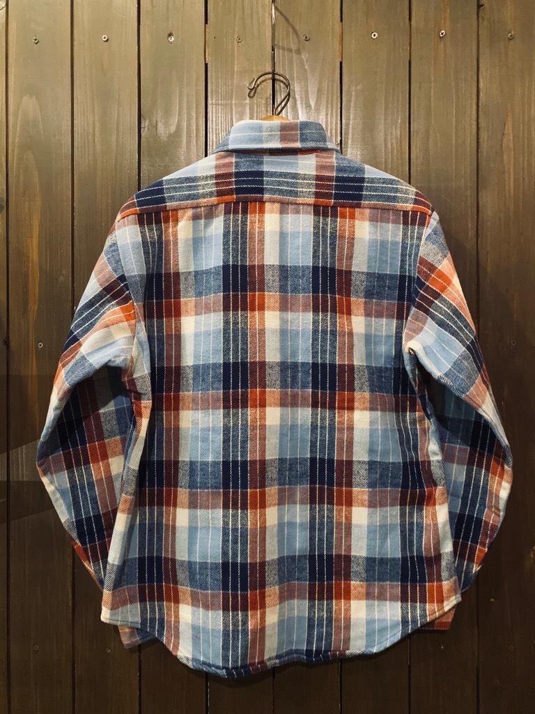 マグネッツ神戸店 9/5(土)秋Superior入荷! #4 Made in U.S.A. Flannel Shirt_c0078587_13023766.jpg