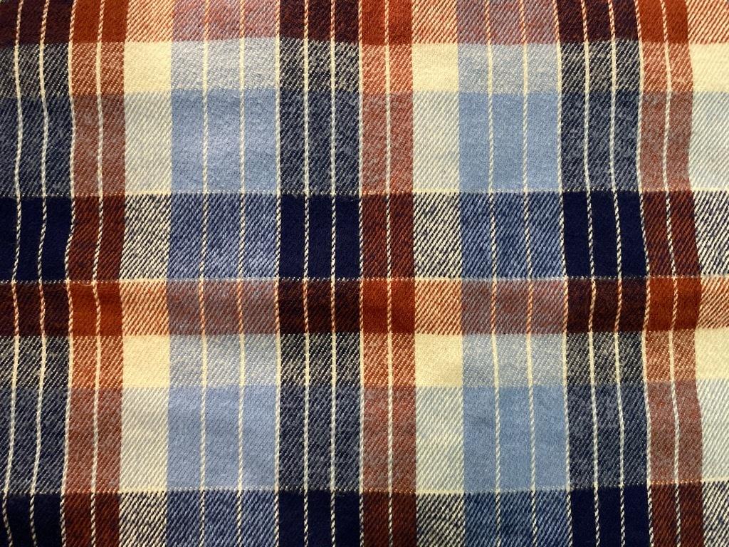 マグネッツ神戸店 9/5(土)秋Superior入荷! #4 Made in U.S.A. Flannel Shirt_c0078587_13023790.jpg