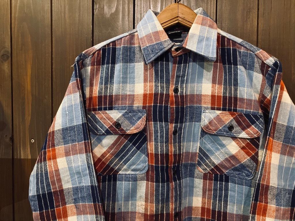 マグネッツ神戸店 9/5(土)秋Superior入荷! #4 Made in U.S.A. Flannel Shirt_c0078587_13023872.jpg