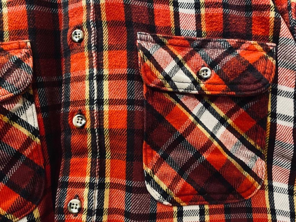 マグネッツ神戸店 9/5(土)秋Superior入荷! #4 Made in U.S.A. Flannel Shirt_c0078587_13031710.jpg