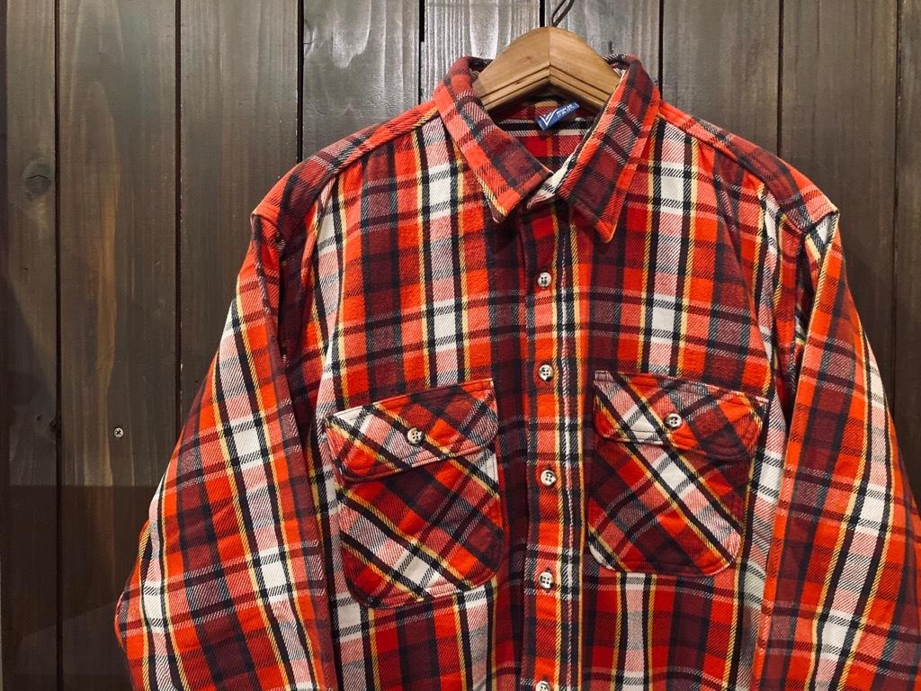 マグネッツ神戸店 9/5(土)秋Superior入荷! #4 Made in U.S.A. Flannel Shirt_c0078587_13031715.jpg