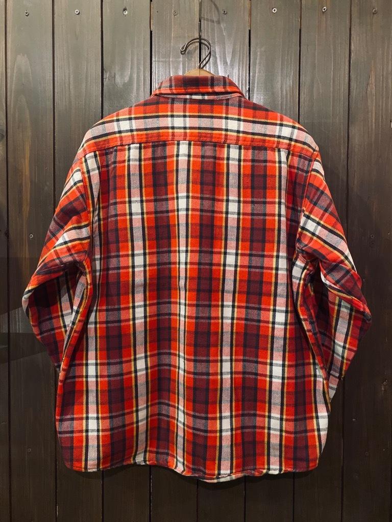 マグネッツ神戸店 9/5(土)秋Superior入荷! #4 Made in U.S.A. Flannel Shirt_c0078587_13031742.jpg