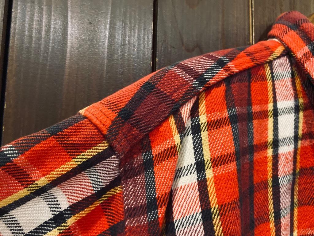 マグネッツ神戸店 9/5(土)秋Superior入荷! #4 Made in U.S.A. Flannel Shirt_c0078587_13031752.jpg