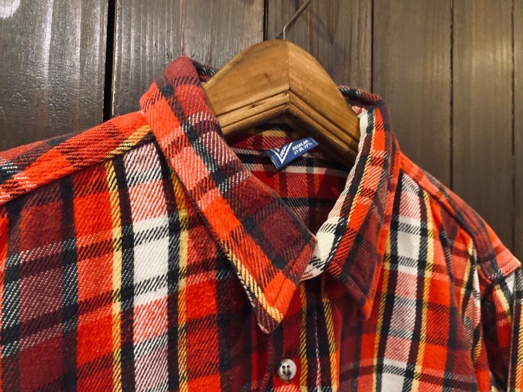 マグネッツ神戸店 9/5(土)秋Superior入荷! #4 Made in U.S.A. Flannel Shirt_c0078587_13031780.jpg