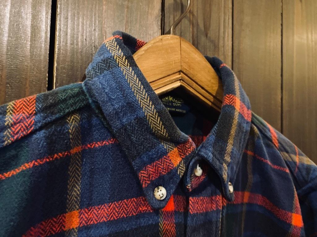 マグネッツ神戸店 9/5(土)秋Superior入荷! #4 Made in U.S.A. Flannel Shirt_c0078587_13034541.jpg