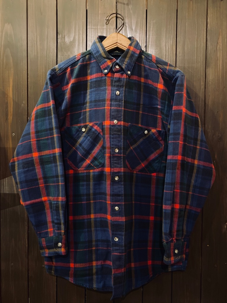 マグネッツ神戸店 9/5(土)秋Superior入荷! #4 Made in U.S.A. Flannel Shirt_c0078587_13034580.jpg