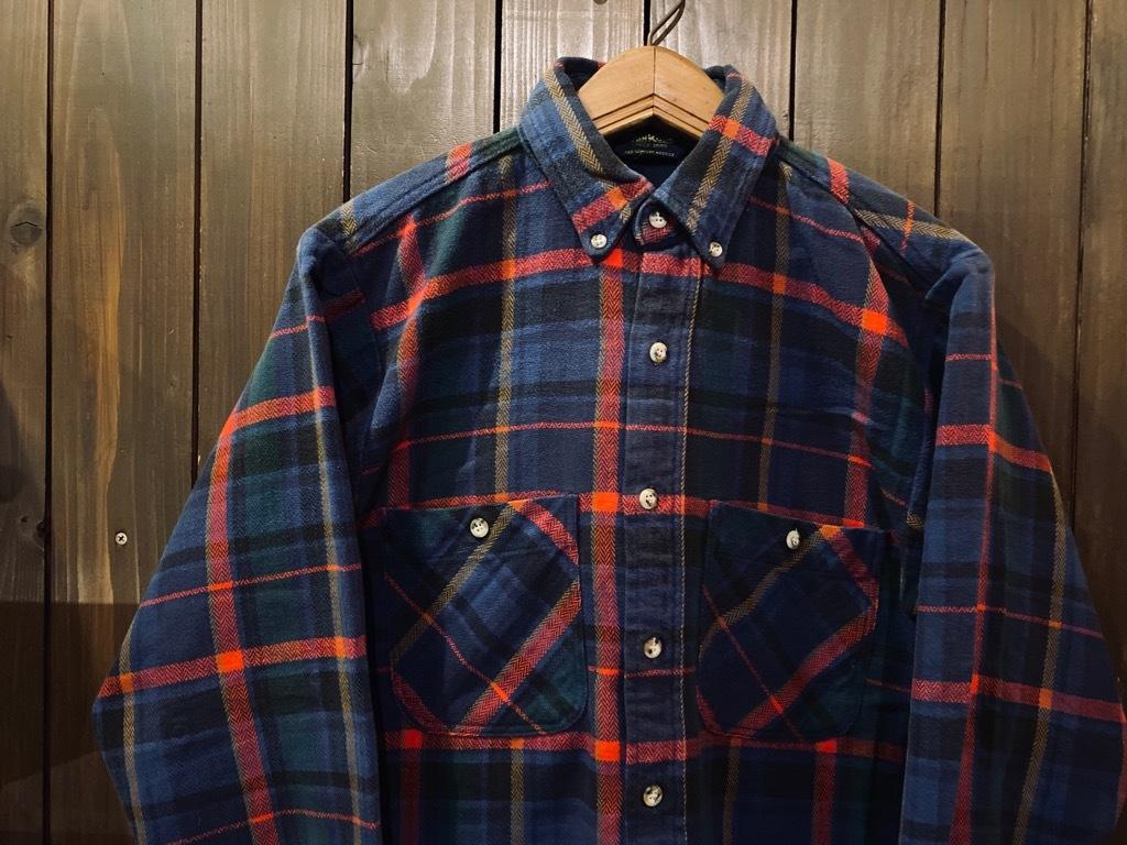 マグネッツ神戸店 9/5(土)秋Superior入荷! #4 Made in U.S.A. Flannel Shirt_c0078587_13034589.jpg
