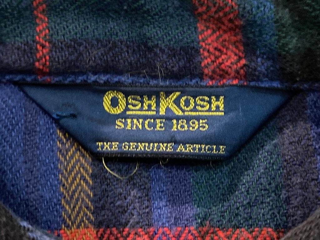 マグネッツ神戸店 9/5(土)秋Superior入荷! #4 Made in U.S.A. Flannel Shirt_c0078587_13034615.jpg
