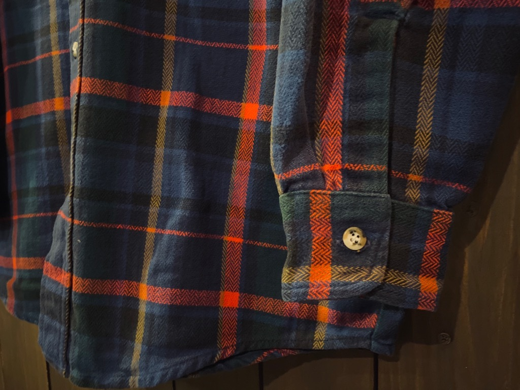 マグネッツ神戸店 9/5(土)秋Superior入荷! #4 Made in U.S.A. Flannel Shirt_c0078587_13034636.jpg